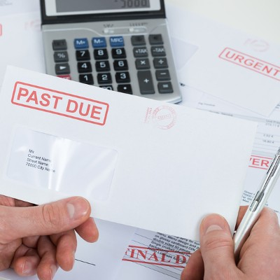 How Much of 2016's $825 Billion in Unpaid Invoices Were Owed to You?