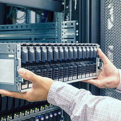 Reduce Your IT Overhead with Server Virtualization