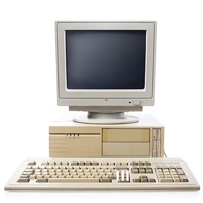 Your Computer May be Older than You